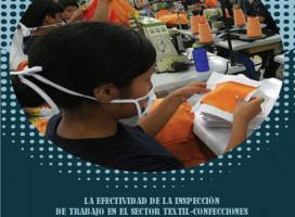 Efectividad de la inspección en el sector textil