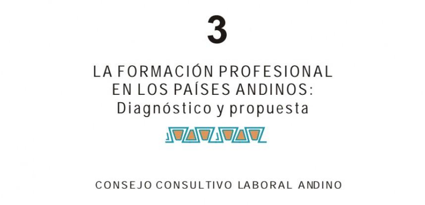 Cuaderno de Integración Andina N° 03 LA FORMACIÓN PROFESIONAL EN LOS PAÍSES ANDINOS: Diagnóstico y propuesta.
