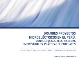 GRANDES PROYECTOS HIDROELÉCTRICOS EN EL PERÚ.