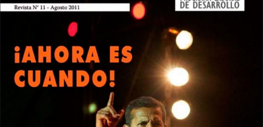 Revista Nº 11 Trabajo & Desarrollo.