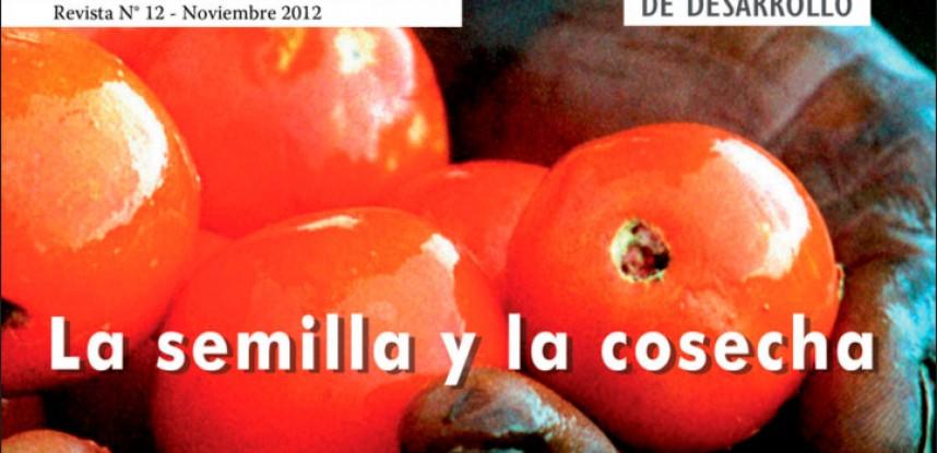 Revista Nº 12 Trabajo & Desarrollo.
