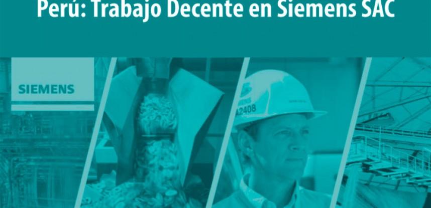 Perú: Trabajo Decente en Siemens SAC