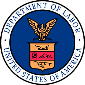 DEPARMENT OF LABOR UNITED STATES OF AMÉRICA