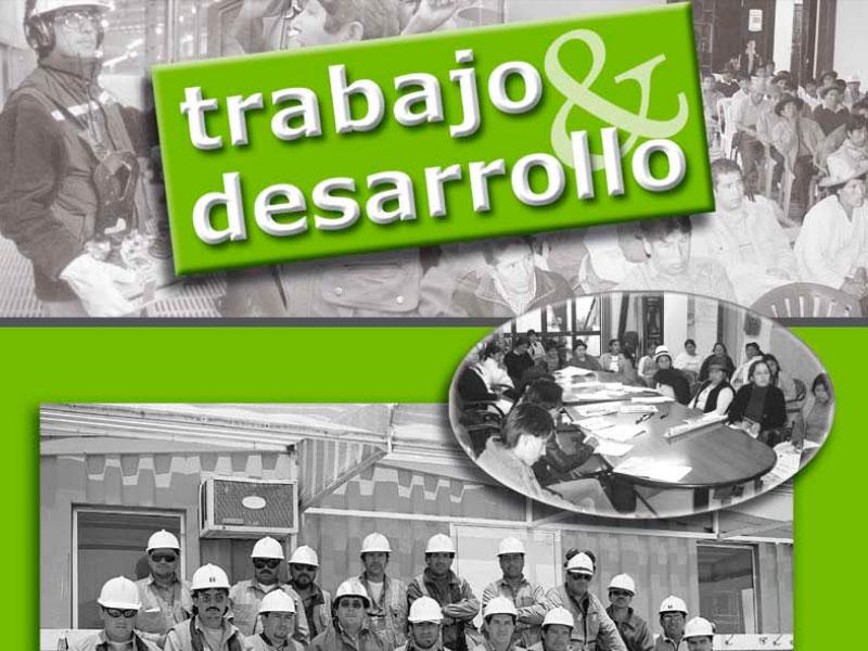 Revista Nº 1 Trabajo & Desarrollo.