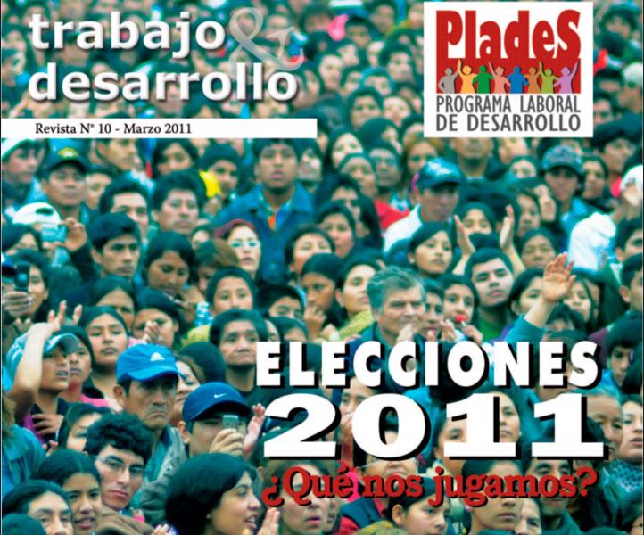 Revista Nº 10 Trabajo & Desarrollo.