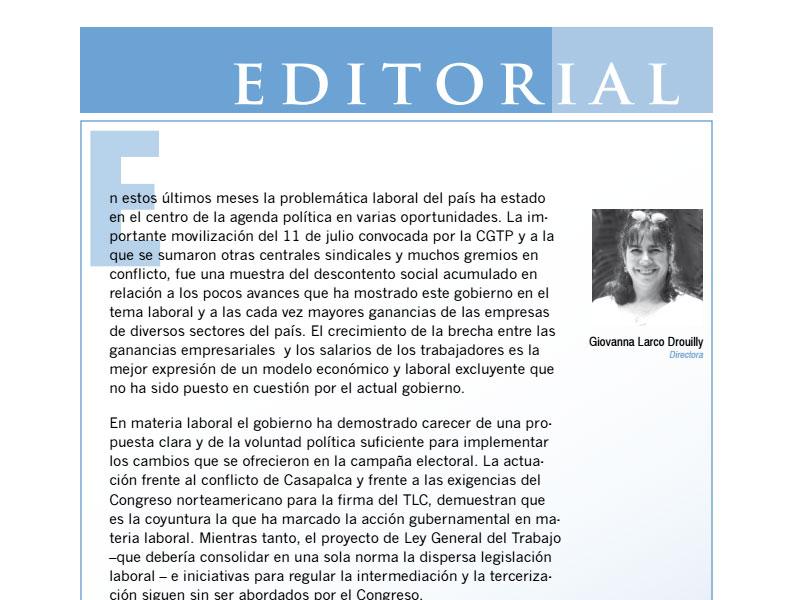 Revista Nº 2 Trabajo & Desarrollo