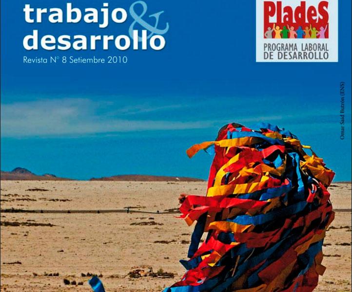 Revista Nº 8 Trabajo & Desarrollo.