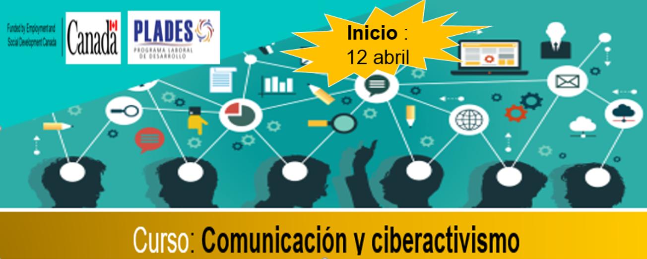 Curso: Comunicación y Ciberactivismo